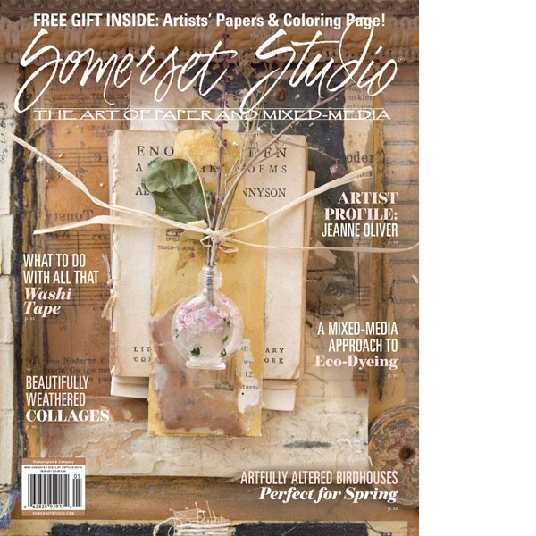 Review: Somerset Studio Magazine - May /June 2016