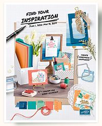 Review: Stampin' Up 2016 Catalog