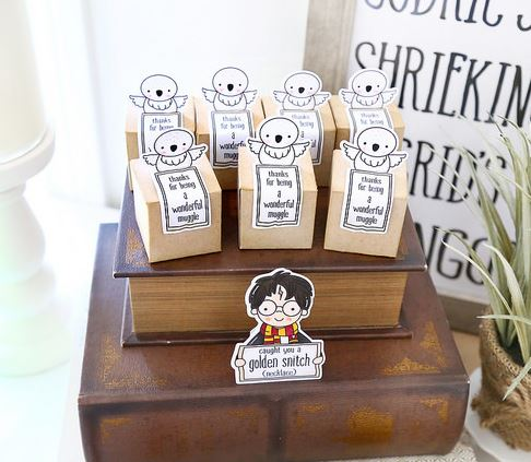 Projects: Harry Potter Themed Party