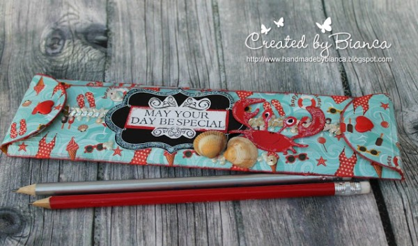 Freebie and Project: Pencil Holder