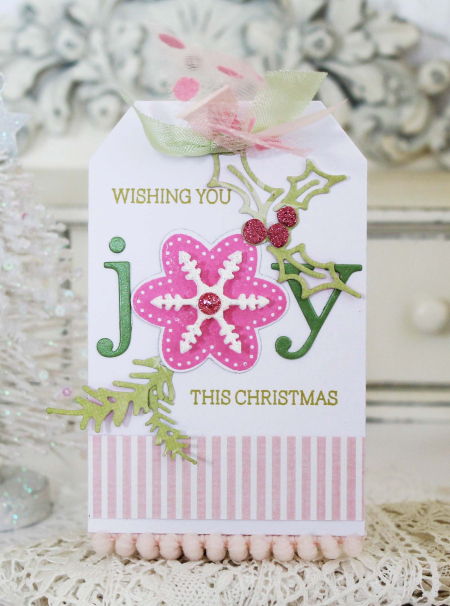 Tips: Creating Cards with Alphabet Stamps