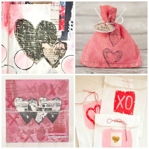 Projects: 8 Valentine's Day Projects
