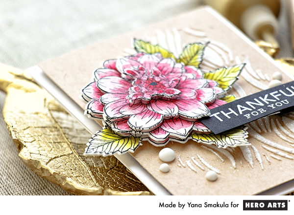 Project and Tip: 3D Dimensional Flower Cards
