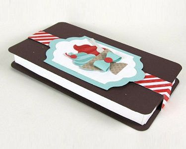 Project: Ice Cream Sandwich Shaped Box