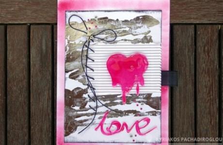 Technique: DIY Card Embellishments with a Glue Gun