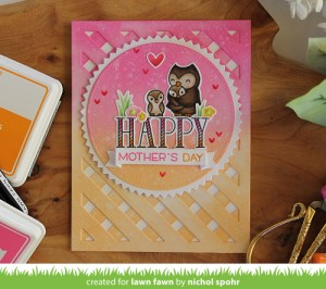 Project: Mother's Day Owl Card