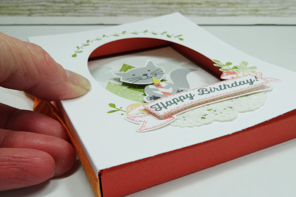 Project: Shadow Box Frame Card