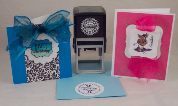 Review: Three Designing Women Stamps