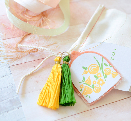 Tip: Make Your Own Tassels