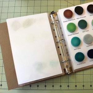 Tip: Organize Your Ink Sponges