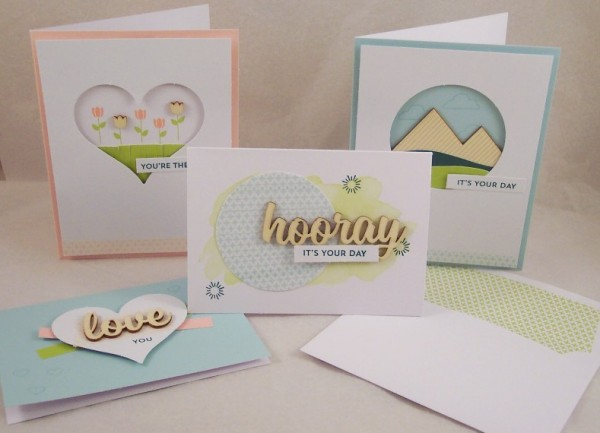 Giveaway and Review: Paper Pumpkin Kit for July 2017