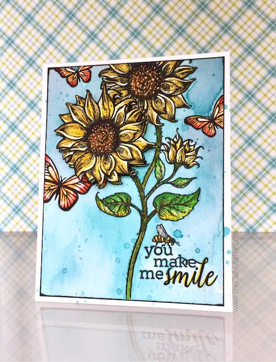 Tip: Altering a Stamp with Masking