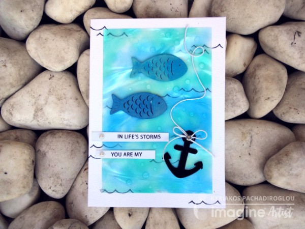 Project: You're My Anchor Card