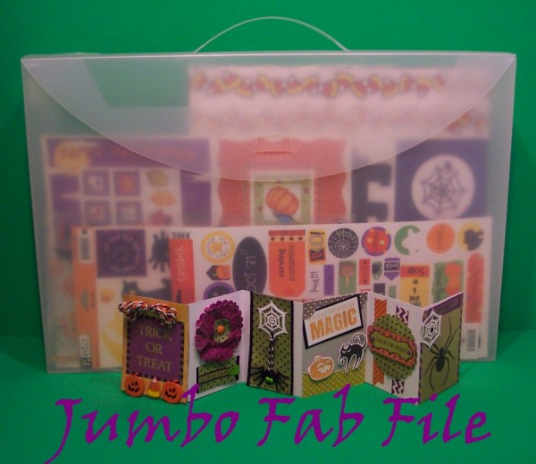 "Product Review: Jumbo 12"" x 18"" Fab File"