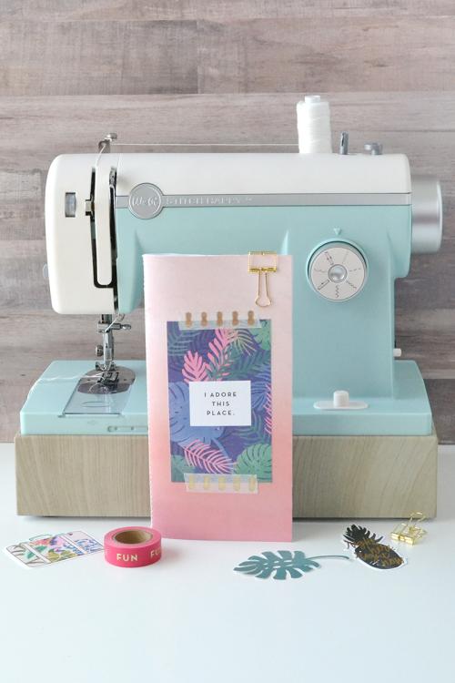 Review WeR Stitch Happy Sewing Machine