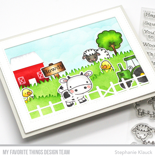 Tip Add a Frame to Your Stamped Scene Cards
