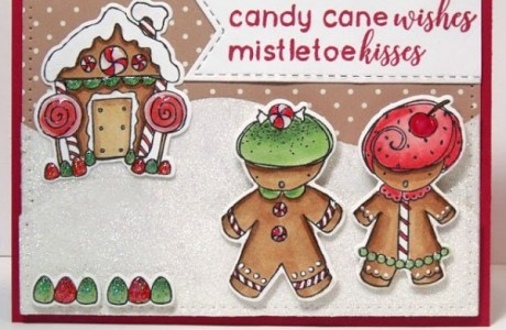Project: Gingerbread Card