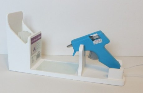 Product Review: Hot Glue Gun / Craft Tool Holder
