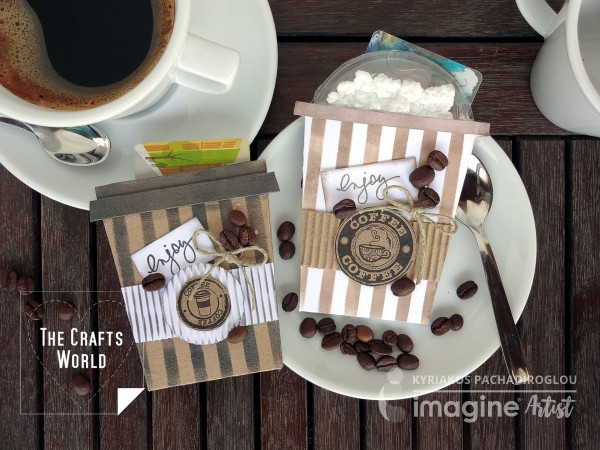 Project: Coffee Cup Shaped Cards