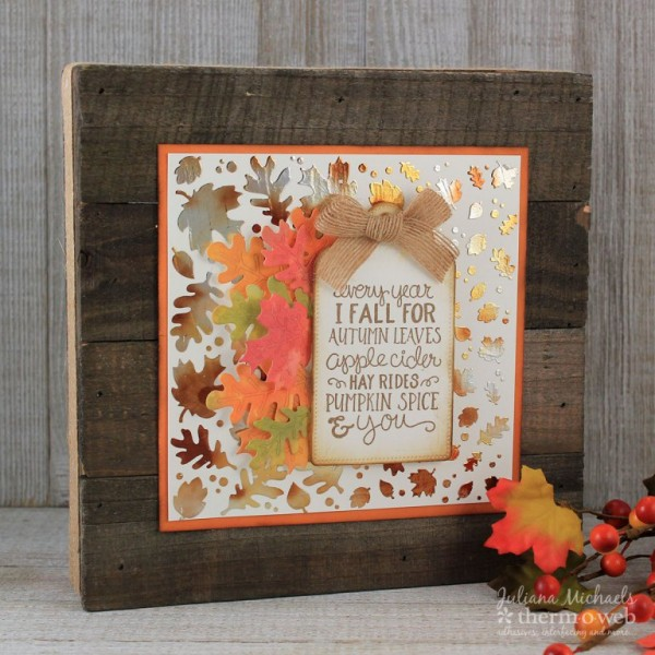 Project: Mixed Media Fall Home Decor