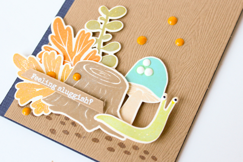 Project: Slug Get Well Card