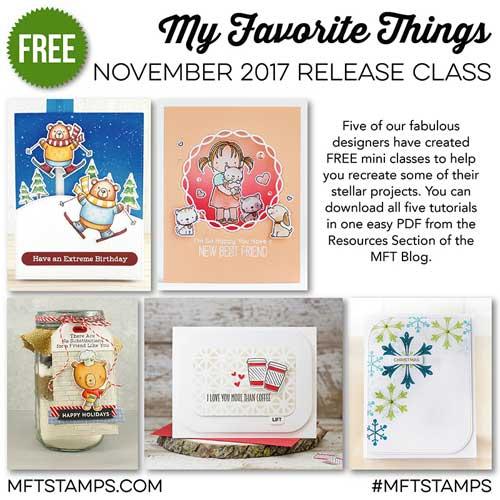 Projects: 5 Mini Class Card Tutorials