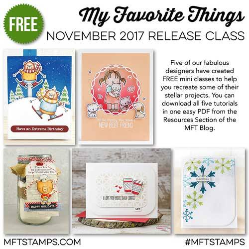 Projects: 5 Mini Class Card Tutorials