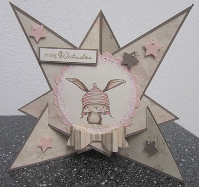 Project: 3D Star Card