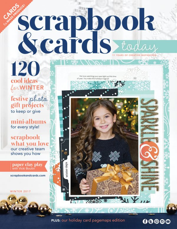 Online Magazine: Scrapbook and Cards Today