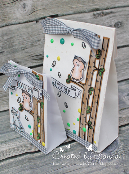 Tutorial: Make a Gift Bag from an Envelope