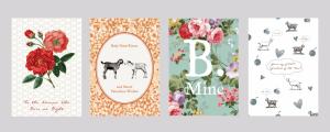 Download: Goat Valentine Printables