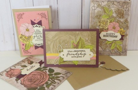 Giveaway and Review: Paper Pumpkin Kit for March 2018