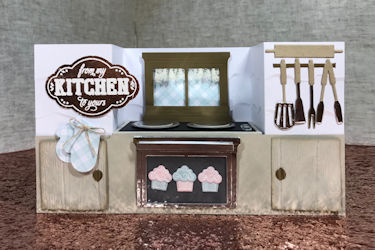 Project: Bench Fold Kitchen Card