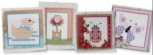 Download: Cross Stitch Card Patterns