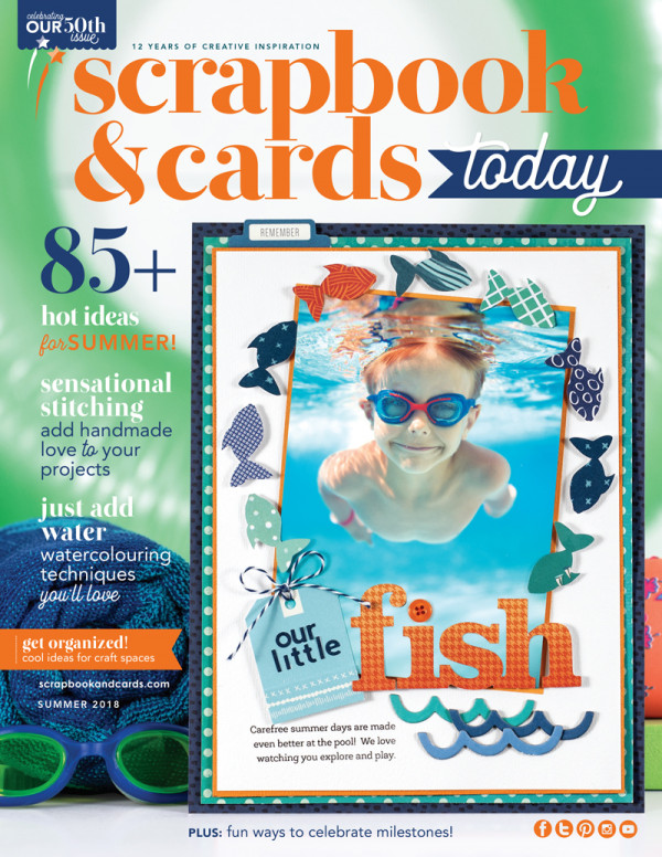 Scrapbooking and Cards Today Magazine
