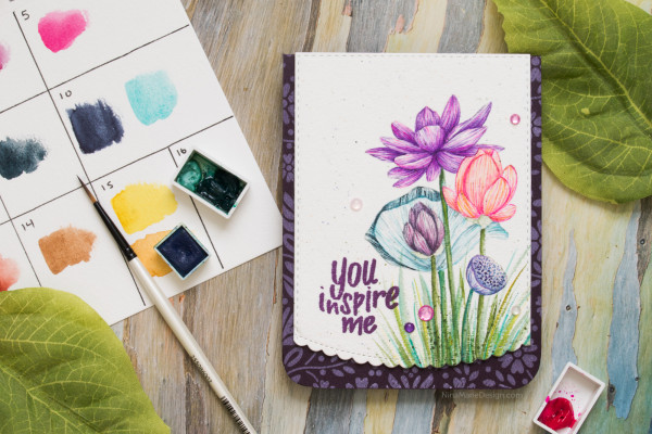 Tips for Detailed Watercoloring
