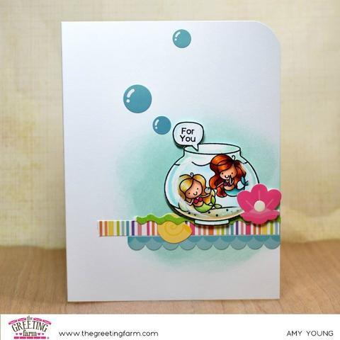 Mermaid Cards Inspiration