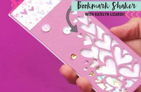 Shaker Bookmark