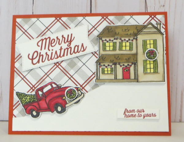 New Stampin' Up Holiday Catalog 2018