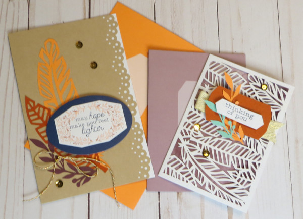 Giveaway and Review: Paper Pumpkin Kit for Oct. 2018