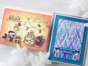 Pop Up Gift Card Holder Cards