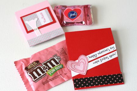 Valentine's Day Matchbooks