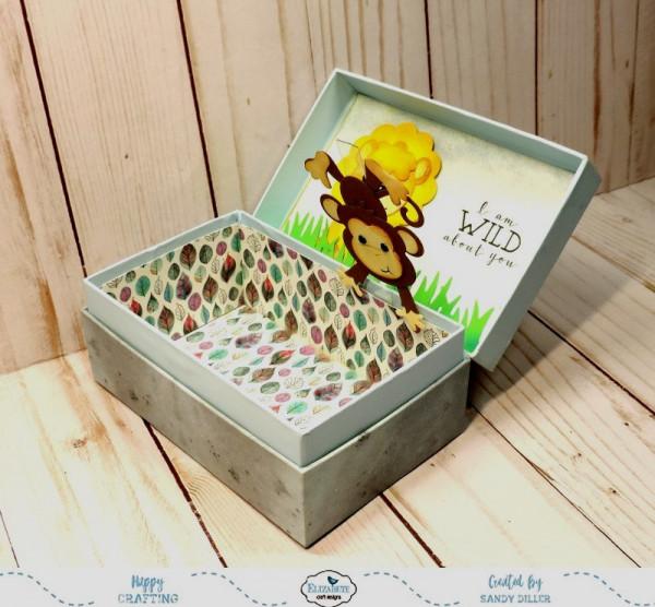 Jungle Animal Box