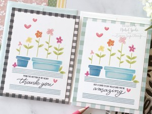 How to Add Shading to Solid Stamps