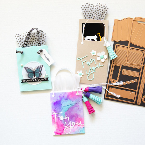 Gift Card Gift Bags
