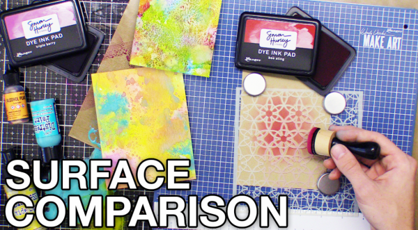 Comparing 3 Crafty Work Surfaces
