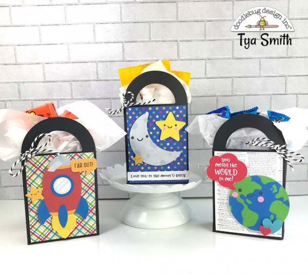 Outer Space Treat Bags