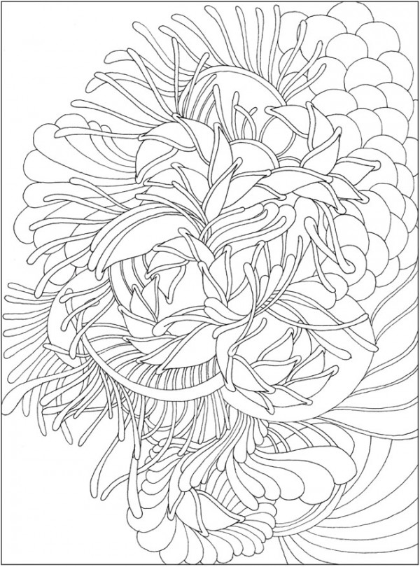 6 Tranquil Coloring Pages