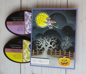 Review: Harmony Opaque Pigment Ink Pads by Spectrum Noir