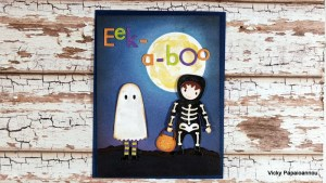 Trick or Treaters Card